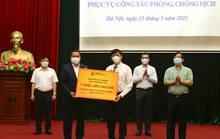 Tập đoàn của bầu Hiển trao tặng Bộ Y tế 1 triệu liều vắc-xin Covid-19