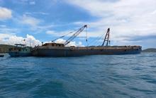 Tàu chở 1.500 tấn tro bay mất tích vì sợ nguy hiểm?