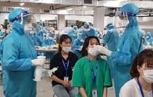 NÓNG: Phát hiện hơn 300 công nhân ở Bắc Giang dương tính SARS-CoV-2