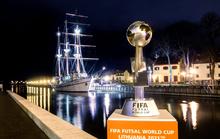 Nét quyến rũ của Lithuania, nước chủ nhà World Cup Futsal 2021
