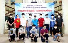 Nam sinh lớp 11 giành huy chương vàng Olympic Tin học Châu Á - Thái Bình Dương