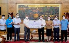 Acecook Việt Nam chung tay cùng Bắc Giang, Bắc Ninh phòng, chống dịch Covid-19