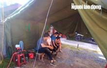 Hành tung đáng ngờ của 4 người Trung Quốc vượt biên trái phép bị bắt ở Quảng Bình