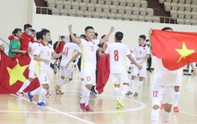 Những đóng góp thầm lặng cho thành công của futsal Việt Nam