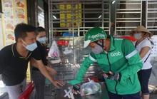 Đà Nẵng cho grab, taxi, shipper được hoạt động trở lại