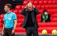 Zinedine Zidane từ chức, ghế nóng Real Madrid rung lắc dữ dội