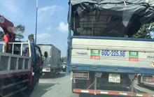 Bình Dương: Cấm phương tiện tải trọng nặng lưu thông trên một số tuyến đường