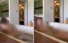 Vụ hotgirl lộ clip nóng: Cô gái đến công an trình báo bị phát tán clip