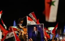 Tổng thống Syria tái đắc cử với số phiếu áp đảo