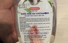 Sân bay Nội Bài lên tiếng vụ dung dịch rửa tay sát khuẩn là nước lã