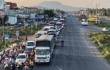 Người dân ùn ùn rời Đà Lạt, giao thông Đồng Nai khá đông nhưng không kẹt xe