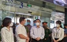 Chủ tịch Hà Nội Chu Ngọc Anh thị sát tại nhiều điểm nóng