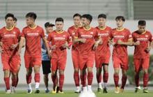 Tuyển Việt Nam thử sức cùng Jordan