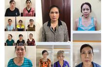 Đường dây thầu đề lên đến hơn 1 tỉ đồng/ngày toàn phụ nữ