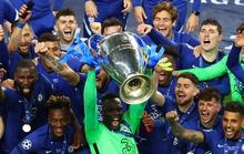 Chelsea vô địch Champions League từ đống đổ nát