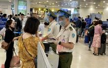 Cảng vụ hàng không miền Bắc khẳng định dung dịch rửa tay ở Nội Bài không phải nước lã