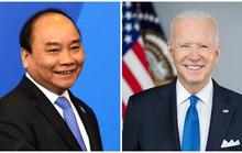Chủ tịch nước Nguyễn Xuân Phúc gửi thư đến Tổng thống Mỹ Joe Biden