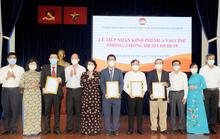 Khang Điền ủng hộ 20 tỉ đồng mua vaccine phòng chống dịch Covid-19