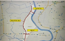 Đi thế nào tại quận Gò Vấp, phường Thạnh Lộc, quận 12 để khỏi ùn ứ ?
