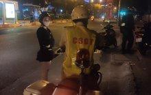 CSGT TP HCM nói gì về vụ người dân tố bị CSGT giả vòi tiền ở Khu công nghiệp Tân Bình?