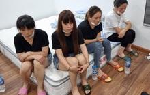 Nhóm người Trung Quốc nhập cảnh trái phép cố thủ trong căn hộ, cảnh sát phá cửa bắt gọn