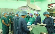 Gia đình hiến 3 bộ phận tạng của con trai bị tai nạn chết não