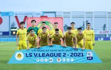 Hủy trận đấu Giải Hạng nhất vì cầu thủ CLB Công an Nhân dân là F2 của ca Covid-19