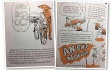 NXB Kim Đồng dừng phát hành Thành ngữ bằng tranh do nhiều sai sót