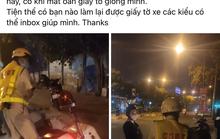 CSGT Tân Sơn Nhất xin lỗi về vụ phạt nhầm gây xôn xao mạng xã hội