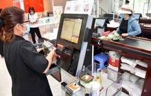Công nghệ giúp giảm dần tiếp xúc khi mua sắm