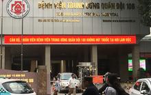 Bệnh viện Trung ương Quân đội 108 dừng tiếp nhận bệnh nhân chuyển tuyến từ ngày 8-5