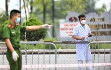 Thêm 2 nhân viên y tế tại Bệnh viện Bệnh Nhiệt đới Trung ương dương tính SARS-CoV-2