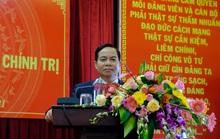 Phó trưởng ban Thường trực Ban Dân vận Trung ương làm Phó Bí thư Tỉnh ủy Đắk Nông