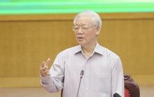 Tổng Bí thư Nguyễn Phú Trọng thân tình chia sẻ về ngậm ngùi tuổi Thân