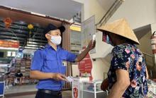 CLIP: Ngày đầu Đà Nẵng thực hiện đi chợ bằng thẻ vì Covid-19