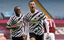 Ngược dòng hạ Aston Villa, Man United tiếp tục đua vô địch Ngoại hạng Anh