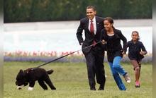Ông Obama thông báo sự ra đi của ngôi sao Nhà Trắng