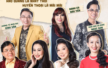 NSND Bạch Tuyết: Nghệ sĩ chỉ có giá trị khi nói lời thật với khán giả
