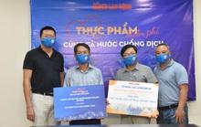 Công ty VPMilk chung tay cùng Báo Người Lao Động chống dịch Covid-19