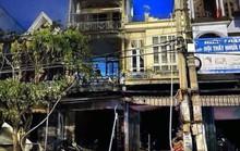 Kẹt trong đám cháy nhà 4 tầng, chủ cửa hàng tạp hóa tử nạn