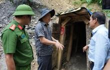 Quảng Nam sẽ dùng 6 tấn thuốc nổ đánh sập hầm vàng ở Vườn quốc gia Sông Thanh
