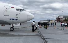 Gấu Siberia kéo máy bay Boeing nặng 40 tấn, phá kỷ lục tại Nga
