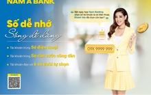 Sở hữu tài khoản số đẹp như ý với nhiều ưu đãi tại Nam A Bank