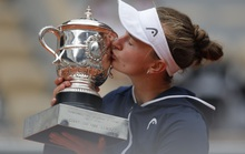 Chân dung nữ hoàng Roland Garros 2021