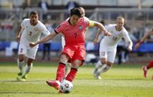 Son Heung Min lập công, Hàn Quốc giúp tuyển Việt Nam loại được 2 đối thủ