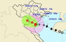 Bão số 2 suy yếu thành áp thấp nhiệt đới, cảnh báo lũ quét và sạt lở đất