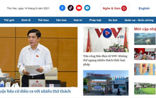 Điều tra vụ Báo điện tử VOV bị tấn công mạng