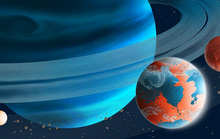 Mặt trăng bóng tối là nơi trú ngụ của sinh vật ngoài hành tinh?