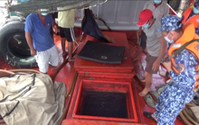 Cảnh sát biển ở Phú Quốc liên tiếp bắt giữ tàu chở dầu DO không rõ nguồn gốc