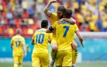 Ukraine có 3 điểm đầu tiên